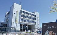 鴻巣市役所 約1,190m(約15分)