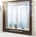 全タイプの浴室に大きな窓を設置。爽やかな自然の風と光を取り込み、明るいバスタイムを演出します。