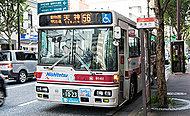 「赤坂門」(明治通)バス停 約20m(徒歩1分)