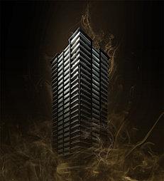 MJR熊本ザ・タワー(外観完成予想図)
