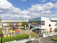 緑ヶ丘第二幼稚園 約330m(徒歩5分)
