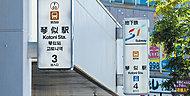 地下鉄「琴似」駅 約1,300m(徒歩17分)