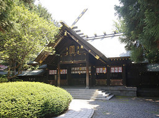 琴似神社 約570m(徒歩8分)