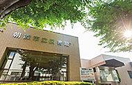 朝霞市立図書館 約2,240m(自転車12分)