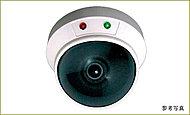 共用部の各所に防犯カメラを設置。録画映像は一定期間保管され、万が一の際の情報提供にも役立ちます。
