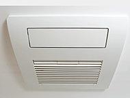 雨の日のお洗濯も安心の浴室暖房乾燥機を設置。浴室内の湿気を除去し、カビの発生も抑えます。冬場は入浴前の予備暖房としても活躍し、ヒートショックを緩和します。