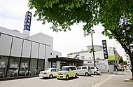 宮崎銀行都城北支店 約350m(徒歩5分)