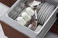 乾燥キープ、予約タイマー、ソフト排気、水漏れガード
