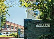 平尾中学校 約1,690m(徒歩22分)