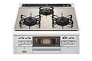 安心安全な温度センサー&消し忘れ消火機能を搭載。水無両面焼きグリル付きでお料理のアイデアが広がります。