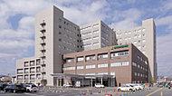 徳洲会病院 約80m(徒歩1分)