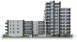 多面開口・各住戸率71%。多彩なスタイルを実現する、全11タイプ。敷地形状を活かし、角住戸約71%を実現。開放感ある2面、3面に開口部をもつプランを豊富に揃えました。