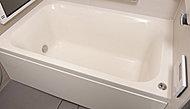 浴槽とフタに断熱材を使用し、高い保温効果を発揮。追い焚き回数が減り、光熱費が節約できます。