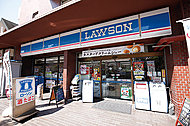 ローソン舟入町店 約260m(徒歩4分)