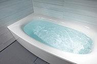 「Cleanを保つ」新素材。滑らかな表面で汚れをはじきます。水や汚れを防ぐ「はっ水・はつ油成分」が素材に練り込まれています。