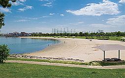 大森ふるさとの浜辺公園 約2,050m(自転車9分)