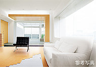 床下からの輻射熱でお部屋全体を暖め、理想的な頭寒足熱を実現する暖房システム。ホコリが舞わず、空気を汚さないところも特長です。