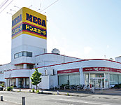 MEGAドン・キホーテ勝田店 約410m(徒歩6分)