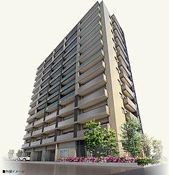 (仮称)アネージュ石川マンションプロジェクトの外観