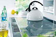キッチンには、熱効率の良さと高い安全性を備えたIHクッキングヒーターを採用。ハイパワーでありながら、火を使わないので安心。