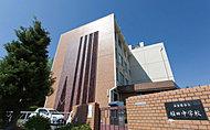 植田中学校 約1,520m(徒歩19分)