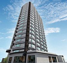 新生・六ツ門に地上19階建の新たなランドマーク、誕生。