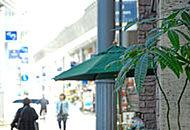 ほとめき通り商店街 約60m(徒歩1分)