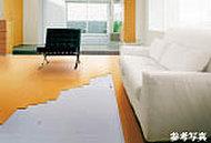 空気を汚さず、不快な風もない、足元から優しくお部屋を暖めるクリーンなガス温水式床暖房をリビング・ダイニングに標準装備。