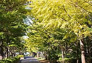 新長島川親水公園 約430m(徒歩6分)