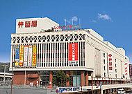 井筒屋黒崎店 約1,540m(車で6分)