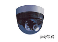 監視場所に合わせたきめ細かい画質調整ができるバリフォーカルレンズやアイリス微調整などの機能を搭載。