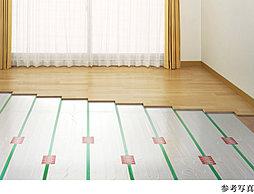 TES温水式床暖房システム