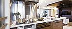 キッチン(モデルルームEタイプの設計変更(有料)プラン)