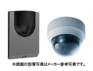 死角になりやすいエレベーター内などに防犯カメラを設置しました。映像は管理事務室において録画され、日々の安全をしっかりと見守ります。