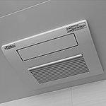 温風とミストで発汗作用を促し、リラクゼーションを高めるミストカワックを採用。多彩なミスト運転機能や暖房、乾燥、換気、涼風機能を備えています。