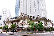 歌舞伎座 約960m(徒歩12分)