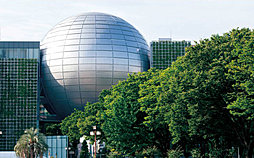 名古屋市科学館 約400m(徒歩5分)
