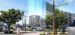 ル・シェモア浜松中央北(外観完成予想CG)