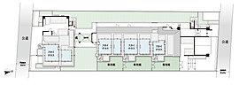 全24戸、5層のレジデンスは、周辺の落ち着いた住環境と柔らかく調和しながら、洗練のフォルムを描き確かな存在感を発揮。屋上にはスカイテラスを備え、ひろびろとした空の下でプライベートライフを楽しめます。