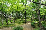 高橋是清翁記念公園 約850m