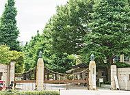 お茶の水女子大学附属幼稚園・小学校・中学校・高等学校 約260m(徒歩4分)
