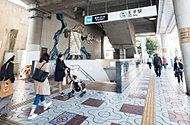 王子駅周辺 約510m(徒歩7分)