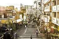 谷中銀座商店街 約560m(徒歩7分)