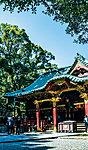 根津神社 約1,130m(徒歩15分)