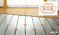 足元から部屋全体を心地よく暖房・温風がチリやホコリを巻き上げることもなく肌や喉の乾燥も抑えます。