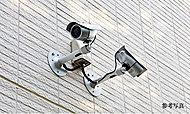 見通しが遮られたり、人通りの少ない場所など、防犯上必要な場所に防犯カメラを設置しました。※防犯カメラの場所は表示しておりません。