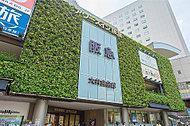阪急百貨店大井食品館 約680m(徒歩9分)