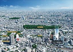 オープンレジデンシア小石川播磨坂 マンション画像