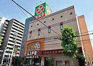 ライフ神田和泉町店 約240m(徒歩3分)