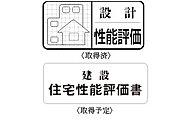 マンションの性能を第三者機関の目を通して客観的に確認できる住宅性能表示制度を導入しています。本件では「設計住宅性能評価書」を取得。